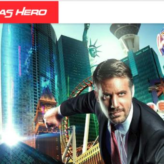 Vegas Hero Casino har lanserats!